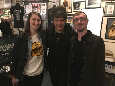 Clem Burke and Bootleg Blondie take Kinross
